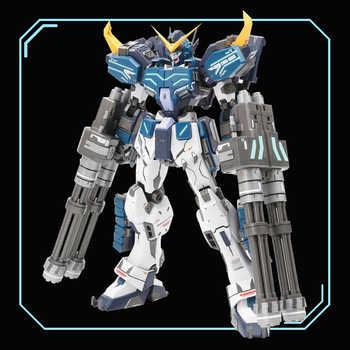COMIC CLUB INSTOCK Super Nova XXXG-01S2 W Gundam Heavy Arms Custom Model Kit MG 1/100 Action Figure Assembly Toy Gife 18cm - DISCOUNT ITEM  50% OFF All Category