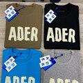 2021 frühling Und Sommer ADER FEHLER Band Hohe Qualität T-Shirt 1:1 Kurzarm T-Shirt Für Männer Und Frauen