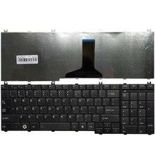 Nova para satélite toshiba l670 «l675» c660 c660d c655 l655 xiaomi c650 c650d l650 c670 l750 l750d us teclado do portátil