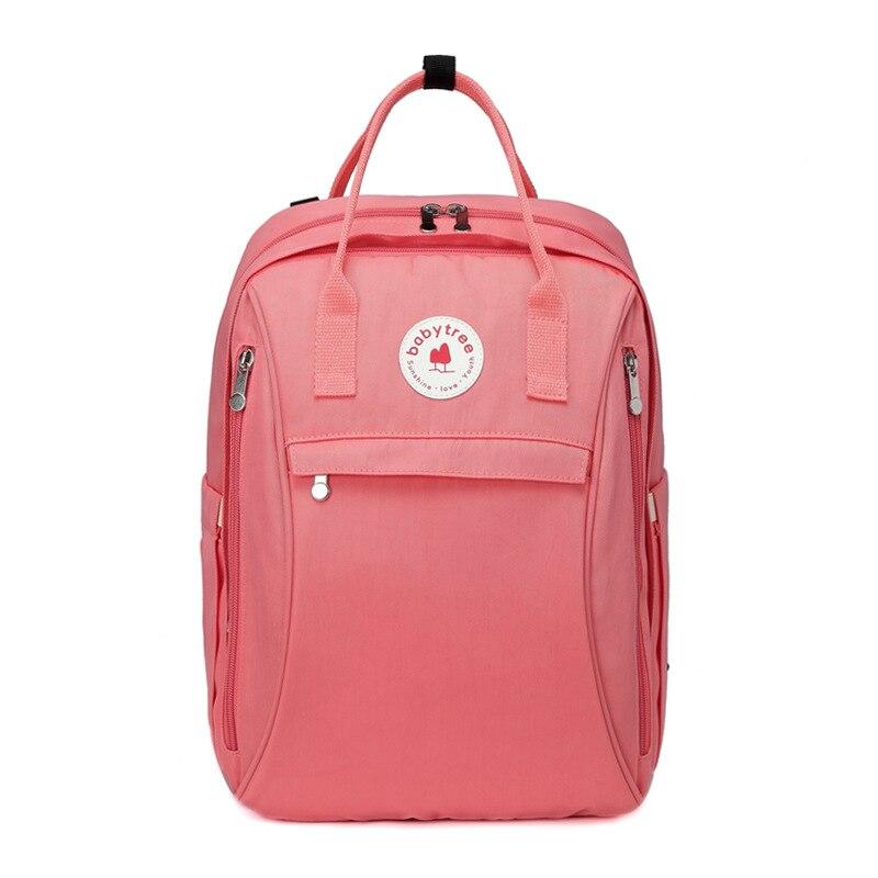 2018 Cross Border New Style Multi-functional Mummy Bag Backpack Large-Volume Mommy Bag MOTHER'S Bag Light Nursing Waterproof
