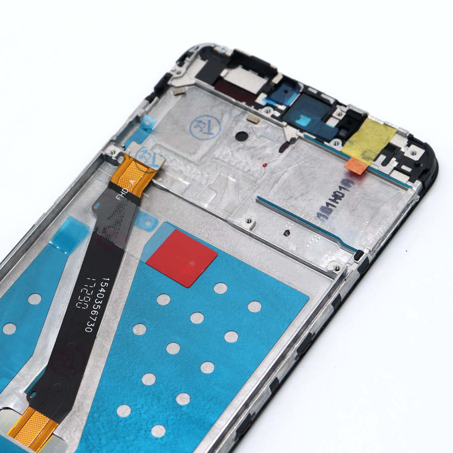 For Huawei P Smart LCD Display Touch Screen Digitizer Assembly For Huawei P Smart LCD With For Huawei P Smart LCD Display Touch Screen Digitizer Assembly For Huawei P Smart LCD With Frame FIG LX1 L21 L22 Screen Replace