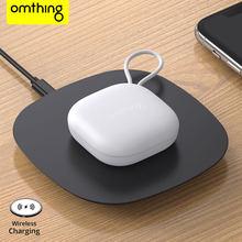 1 MEHR Omthing Airfree Schoten TWS Kopfhörer Wahre Drahtlose Bluetooth 5,0 Mit Qualcomm Chips 4 ENC Noise cancelling Unterstützung Wireless