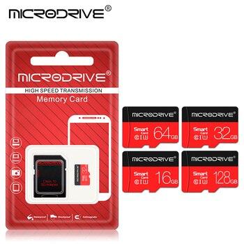 Micro Sd Card Class 10  8GB 16GB 32GB 64GB 128GB SDHC/SDXC Memory Card High Speed Cartao De Memoria Card For Smartphone