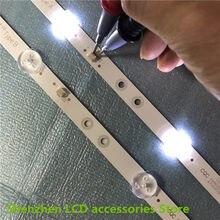 8 peças/lote Retroiluminação LED tira lâmpada 6 4708-K320WD-A2113N01 A1113N11 TX-32FR250K K320WDX A1 A2 UM Tipo B 2T-C32ACSA 100% NOVA A + B