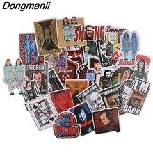 Bg159 dongmanli 32 шт/компл классический страшный фильм наклейка