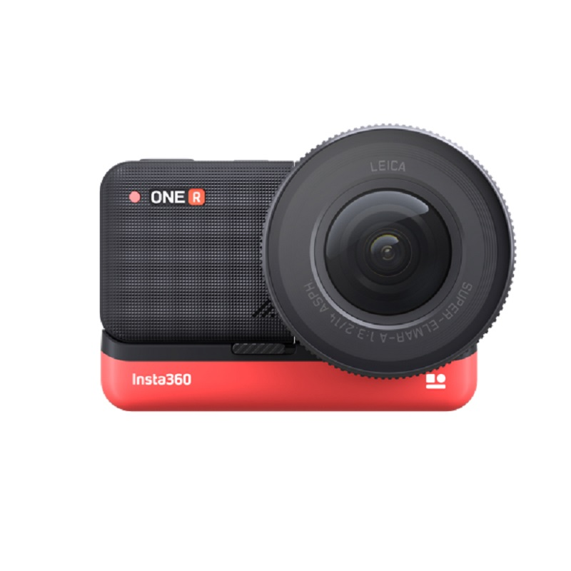 Ultimate SaleInsta360 Action-Camera Lens-Edition LEICA 4K And ONE