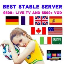 XTREAM code IPTV subscription supports Android TV box smart TV Mag box IPTV code in Europe Latin America iptv France USA Germany gotit pakistan iptv s905 amlogic s905x 4k smart android tv box 4500 live germany albania indian usa south america smart tv box