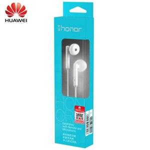 Image 2 - מקורי Huawei AM115 אוזניות מתכת עם מיקרופון נפח שליטה עבור אנדרואיד Smartphone עבור Huawei P7 P8 P9 כבוד 5X 6X mate7 8 9