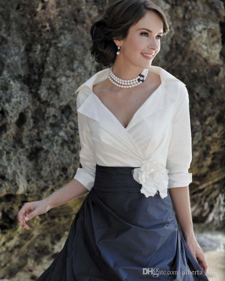 half Sleeves Floor Length Taffeta Mermaid vestido novia 2018 Formal Evening party Gowns Elegant Mother Of The Bride Dresses