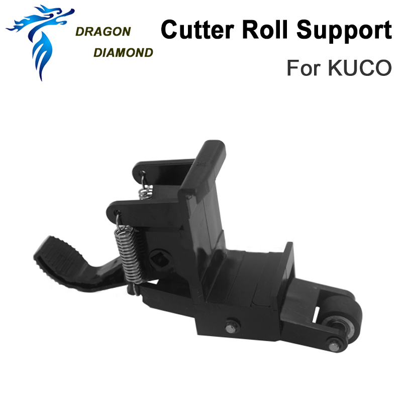 Envío gratis KUCO plotter de corte cortador de vinilo soporte de rodillo
