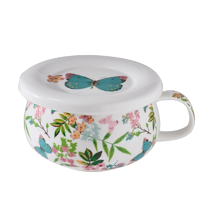 American Porcelain Bowl Cereal