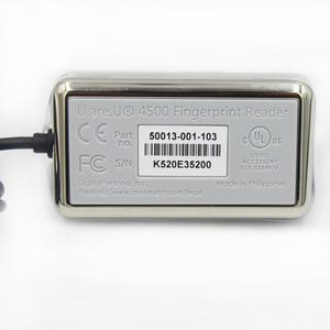 Image 2 - 100% Original DigitalPersona U are U 4500 USB Biometric Fingerprint Scanner Fingerprint Reader URU4500 made in philippines