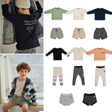 Baby Boys T Shirts 2021 New Spring LD Brand Girls Cute Fashion Print Long Sleeve T Shirts Toddler Cotton Tops Tees Clothes