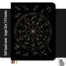 B5 Groter Formaat 7X9 Inch Soft Touch Cover Dot Grid Journal Kleiner Gestippelde 160 Pagina S 160Gsm Ultra papier