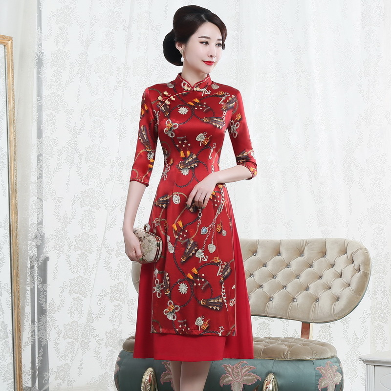 2019 Sale Improvement Of Cultivate Morality High-grade Daily Wholesale Women Of New Fund Of 2020 Autumn Outfit With Big Yards