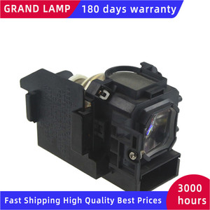 Image 1 - Лампа для проектора, совместимая с VT80LP, NEC VT48 VT48G VT49 VT49G VT57 VT57G VT58BE VT58 VT59 VT59G VT59EDU VT59BE, HAPPY BATE