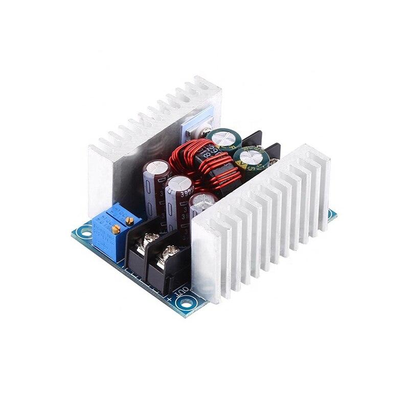 Регулятор напряжения понижающий преобразователь 300 Вт 20A модуль питания Регулируемый DC 6-40 В до 1,2-36 в CC CV постоянный ток
