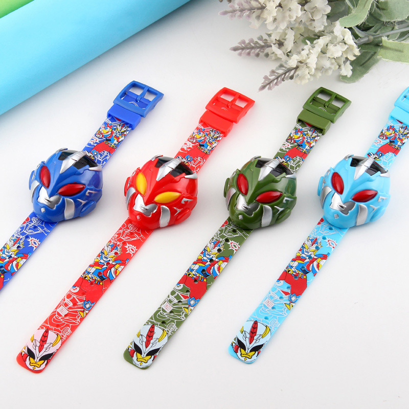 TurnFinge% 27s New Products Are On The Shelves Cute Children% 27s Electronic Watches Toys Christmas Gifts Fashion And Luxury