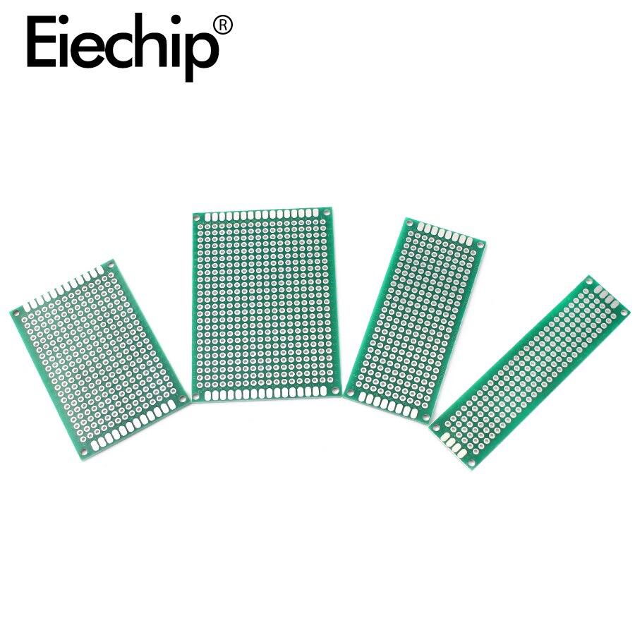 Circuit-Board Prototype Pcb Arduino-Diy-Kit Print Double-Sided Universal 4x6 5x7 3x7