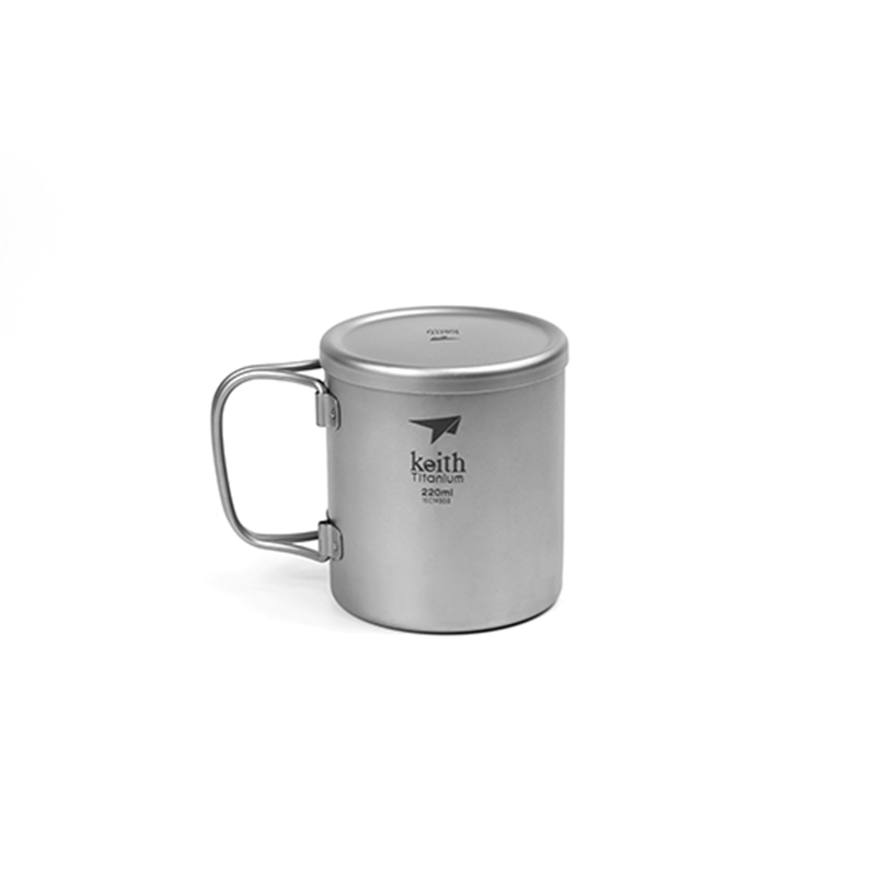 Кружка с двойной стенкой кофейная кружка теплоизоляция офисные кружки двойной кофе титановая чашка питьевое молоко путешествия кемпингов... - 2