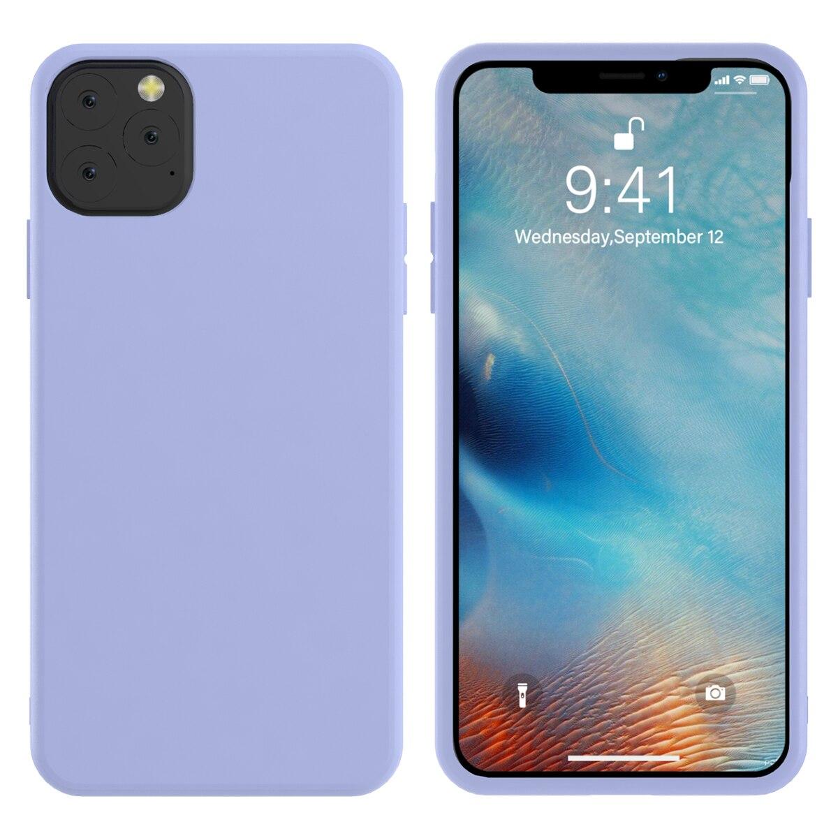 Torubia Silicone Case for iPhone 11/11 Pro/11 Pro Max 35
