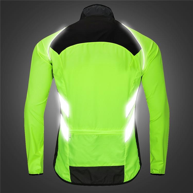 Ciclismo jaquetas casaco de chuva esportes dos