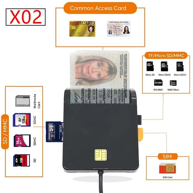 X02-Multi Card