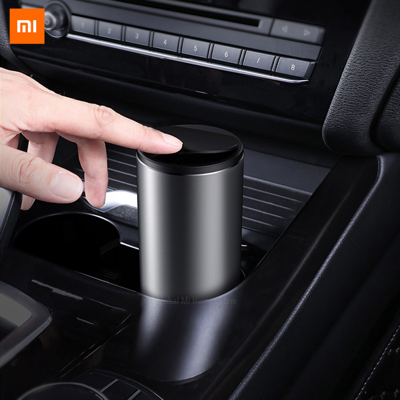 Xiaomi Youpin BASEUS Vehicle Garbage Bin, Garbage Bag, Mini-innovative Folding, Multi-functional Receptacles In The Car