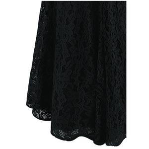 Image 5 - แองเจิลแฟชั่น Halter แขนกุด vestidos de Noche ชุดราตรียาวสีดำ 160 425 439 416 418 477