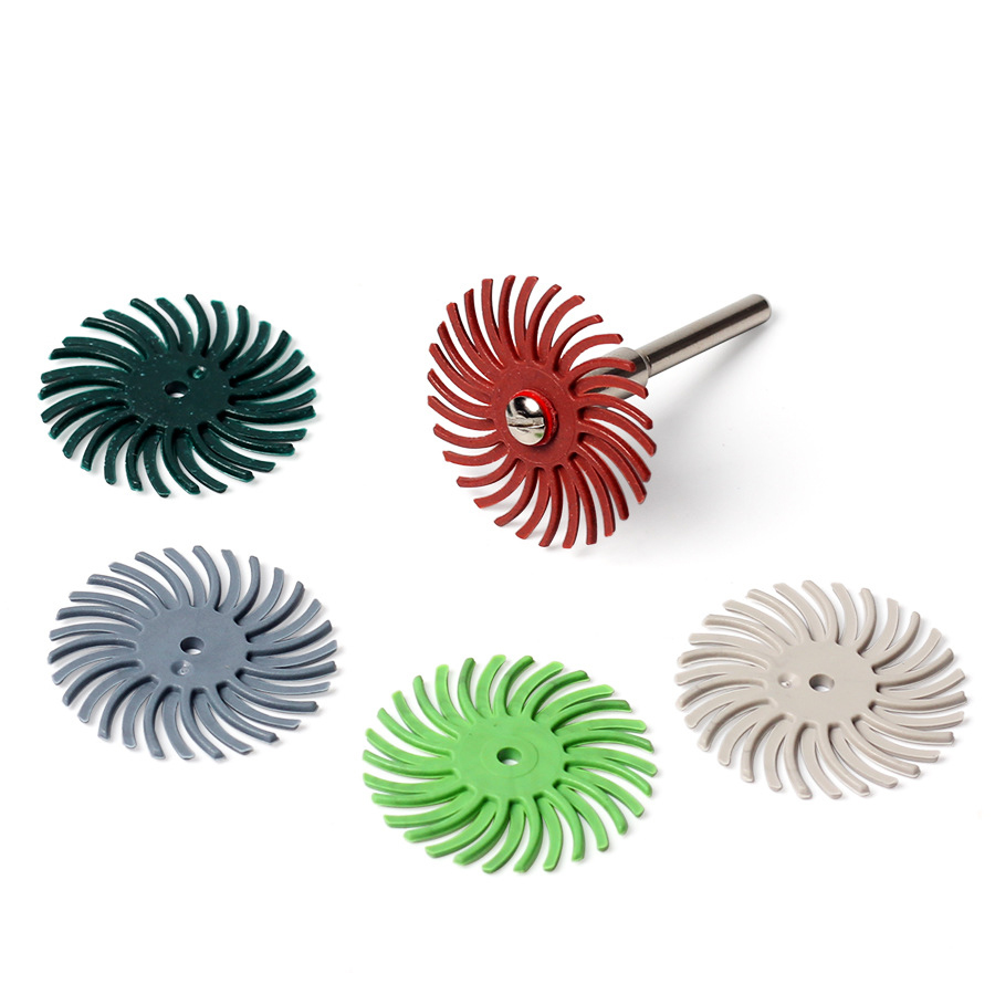 Engraving Polishing Wheels Tool Replacement Set Kit 10Pcs Grinding Disc