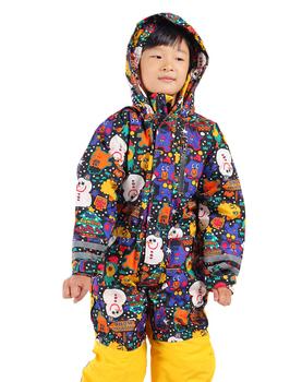 TWTOPSE Cartoon dzieci śnieg kombinezon narciarski kombinezon snowboardowy kombinezon jednoczęściowy zimowy dziecko dziewczynka chłopiec na zewnątrz izolowane spodnie kurtka zestaw tanie i dobre opinie Pasuje na mniejsze stopy niezwykle Proszę sprawdzić informacje o rozmiarach ze sklepu Chłopcy Kids Skiing Suit Coverall One Piece Snow Suit