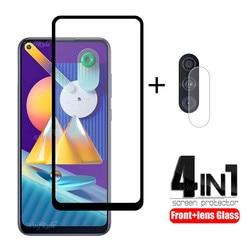 На Алиэкспресс купить стекло для смартфона 4-in-1 for samsung galaxy m11 glass for samsung a51 tempered glass for samsung a51 a71 a31 a10 a30 a50 s m21 m31 m11 lens glass