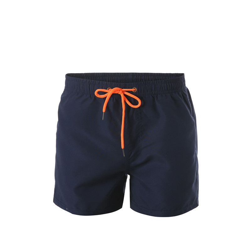 High Quality Quick Dry Briefs Beach Shorts Swimwear Mens Swimming Shorts 2020 New Summer Surffing Shorts Male Swim Trunks