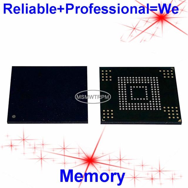 NCEFEH58 32G BGA153Ball EMMC 32GB memoria de teléfono móvil nuevas bolas soldadas originales y de segunda mano probadas OK