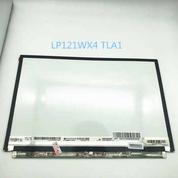 "Free shipping A+ & High Quality 12.1"" LP121WX4 TLA1 LP121WX4 (TL)( A1) for CF-C1 lifebookp770 Laptop display WXGA+ 1280*800"
