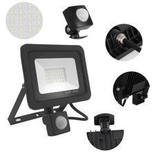 PIR Motion Sensor LED Flood Light LED Flood Light Waterproof LED Floodlight LED Spotlight For Outdoor Lighting Garden Lighting cheap oobest Modern ROHS IP66 Aluminum black white 220V 10W 20W 30W 50W 10-128 700-7000 (LM) 70-80 120 (degrees) -20 ℃ -40 ℃
