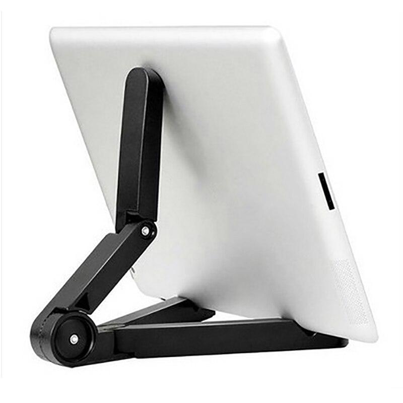 Универсальный складной держатель для телефона и планшета, регулируемая настольная подставка для штатива, настольная подставка для IPhone IPad Mini Air|Подставки для планшетов|   | АлиЭкспресс
