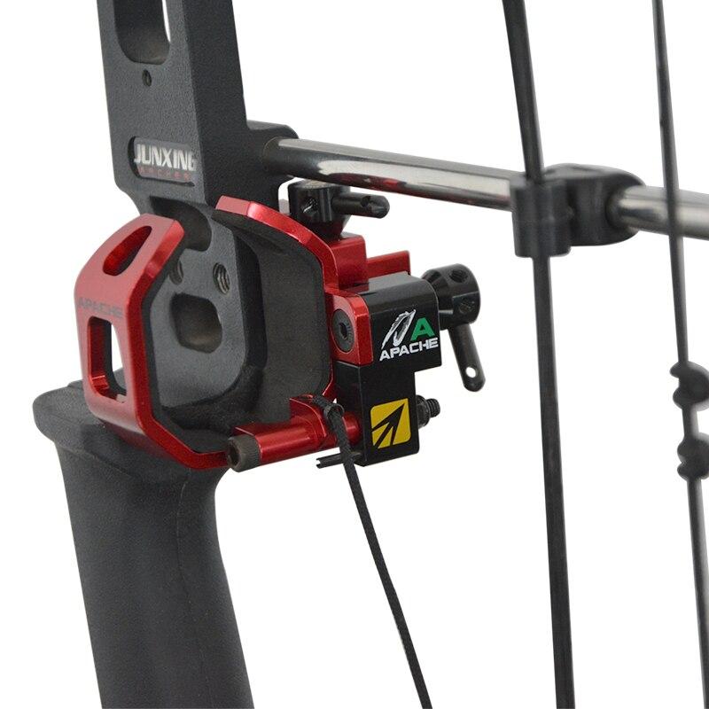 Tir à l'arc d'apache Drop Away flèche repos Micro réglable pour arc composé chasse tir accessoires de haute qualité - 3