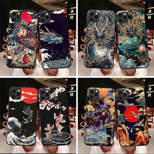 3D Emboss Phone Case for iPhone X XS XR