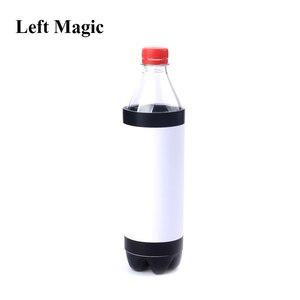 Image 2 - New Vanishing Cola Bottle Magic Tricks Vanishing Cole / Coke Bottle Stage Magic Props Bottle Magic Close Up Illusions Accessorie