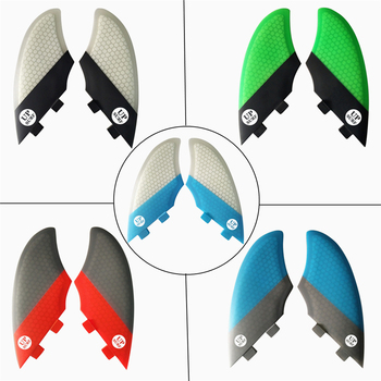 цена на FCS surf fins Surfing Surfboard FCS Future Fins Future Keel fin FCS Pair Sell In Surfing Blue/White/gray/orange/green/blackColor