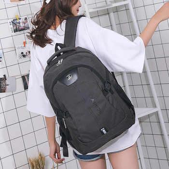 New Men Backpacks Laptop Male computer rucksack Fashion Leisure Travel backpack Students School bag Mochilas