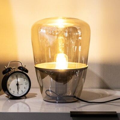 Moderne Brokis ballons lampes de Table nordique Led Stand verre bureau lumières pour la décoration de la maison salon chambre chevet lampe luminaires