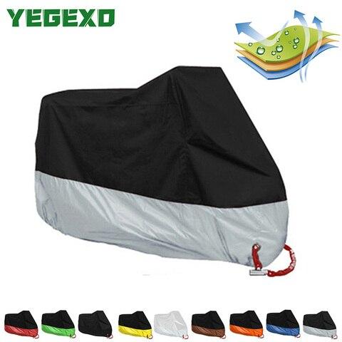 capa de acessorio para motocicleta capa a prova d agua para honda vtx 1300 yamaha