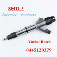 0445120379 injector assembly A2000 A38 0445120379 common rail injector electric injector assembly for Yuchai yc6j high quality