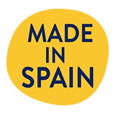Mascara Higienica fabric Brown 25 washes Homologada standard EU manufactured in Spain Neoprene 4