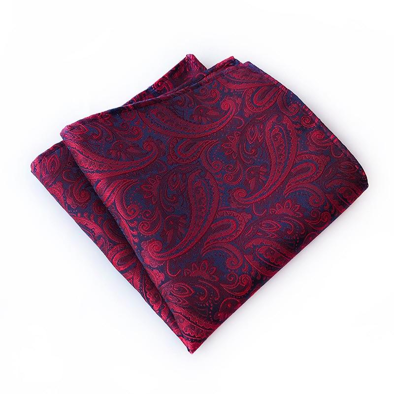 New Plain Polyester Pocket Towel Suit Square Commuter OL Business Satin Handkerchief Polyester Silk Fashion Dress Suit Square