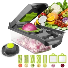 vegetable cutter multifunctional Mandoline Slicer Fruit Potato Peeler Carrot Grater Kitchen accessories basket vegetable slicer vegetable cutter kitchen accessories tools fruit potato peeler carrot cheese grater vegetable slicer kitchen accessories