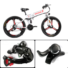 Mountain-Bicycle Battery 26-Inch Folding Electric Bike-Standard Variable-Speed Cross-Country
