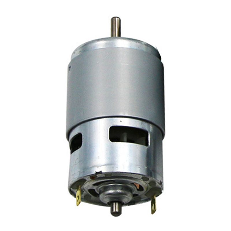 775/795/895 DC Motor DC 12V Ball Bearing Large Torque High Power Low Noise Electronic Motor image